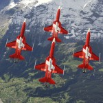 Teamwork at the Speed of Sound: Swiss Air Show in Payerne