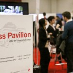 Swiss Pavilion at the MIT European Career Fair 2014