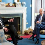 President of the Swiss Confederation meets U.S. Vice President Joe Biden