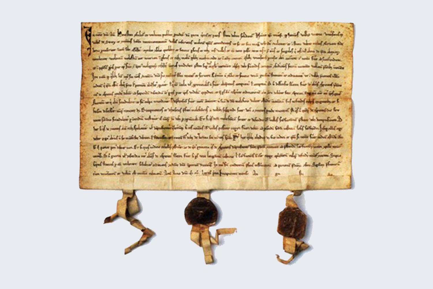 The Federal Charter is the document which established a defense alliance  between the original three cantons