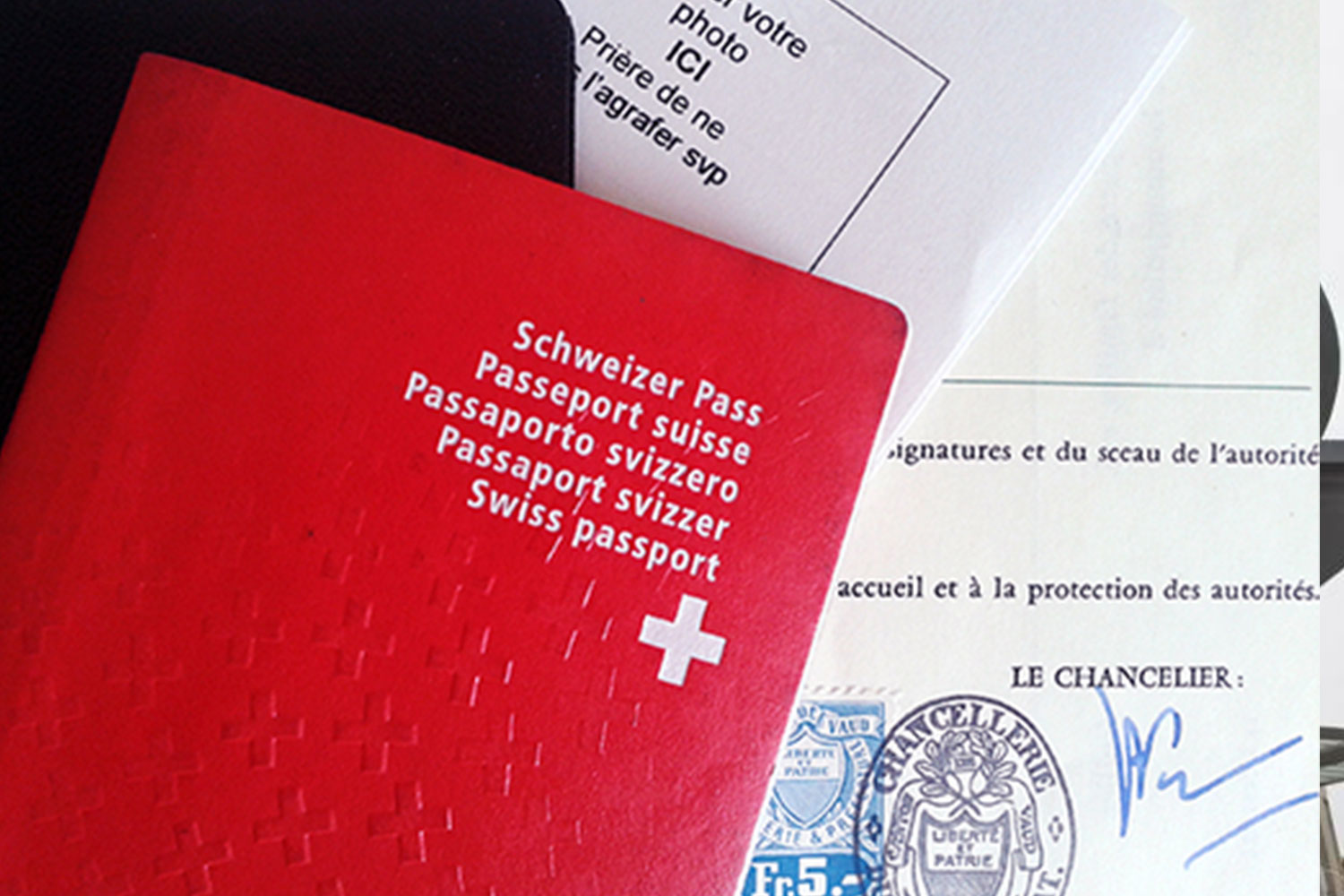 Information for Swiss Citizens Living in the U S